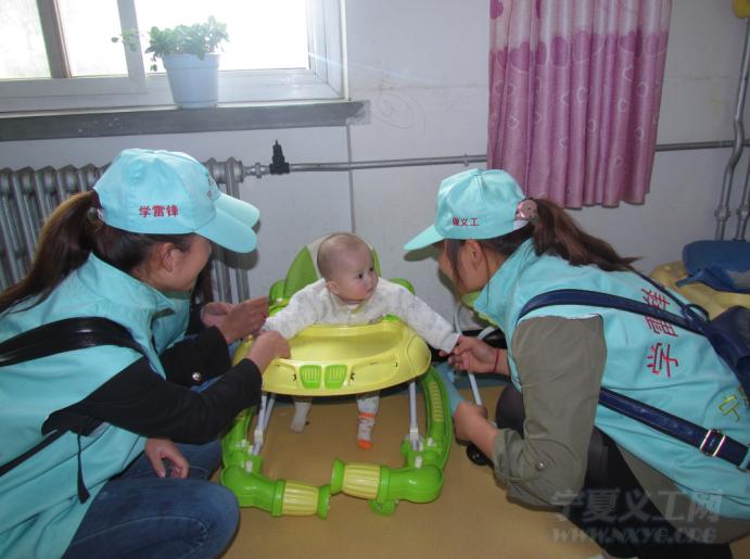 """儿童福利院义工_让爱洒满孩子的天空 孤儿院儿童快乐过""""六一"""" - 助学行动 ..."""